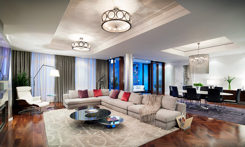 The Ritz Carlton Residences, Montreal Design